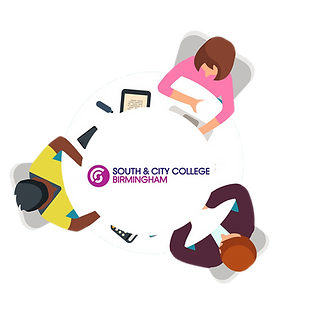 south and city college table.png