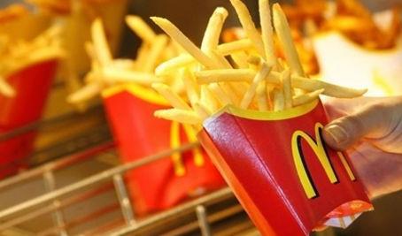 Les frites de MacDonald : une composition douteuse !