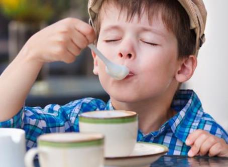 La caféine pour enfants : à éviter?