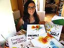 Carole Crouzet, illustratrice pour Crocoule Magazine (dessinatrice)