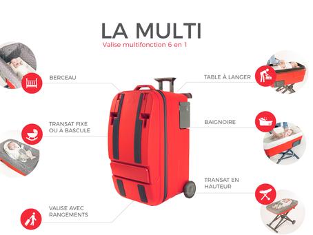 La valise Multi, qu'est-ce que c'est?