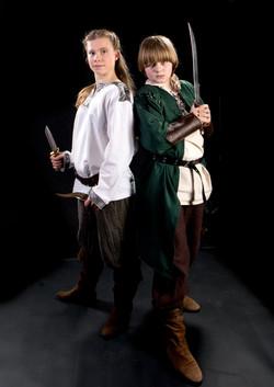 Princess Bethanún and Prince Avlyn