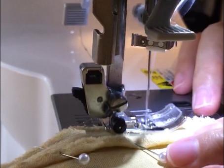 【10/5展示会は入場無料!】デコふんぱんの縫製動画、撮ってみました。
