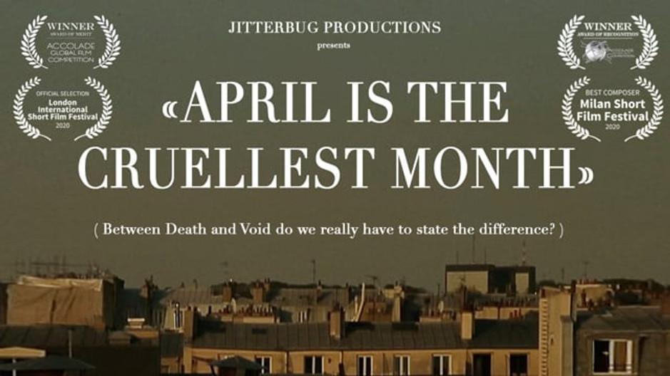 """APRIL IS THE CRUELLEST MONTH  /  4'18"""""""