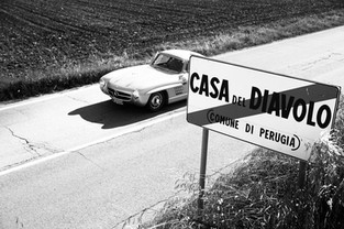MILLEMIGLIA / The Gumball Rally