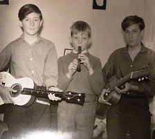 David Rees, Tony Rees, Colin Evans