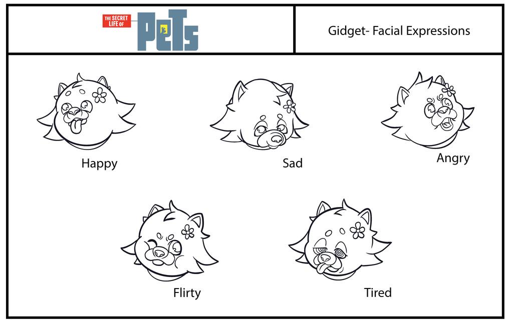 003_Character_FacialExpressions_Gidget