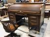 Roll-Top Desk Restoration