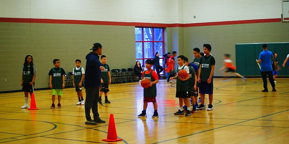 FAST-D Youth Basketball Clinic - Session 2