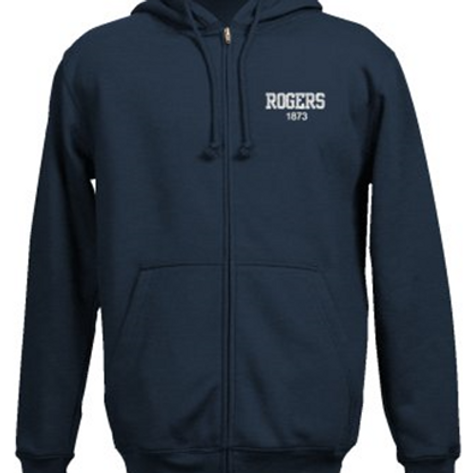 Embrodiered Rogers 1873 Hoodie