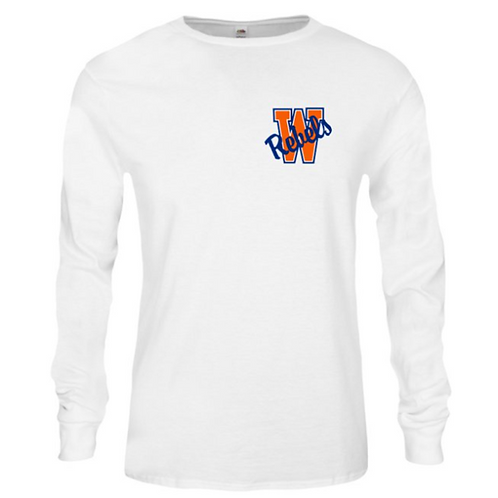 Lomg Sleeve T - White