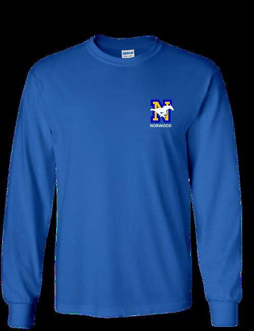 Youth & Adult - Long Sleeve T-Shirt - Gildan - Ultra Cotton
