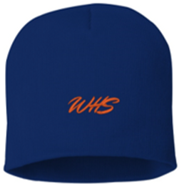 Winter Hat - WHS Embroidered