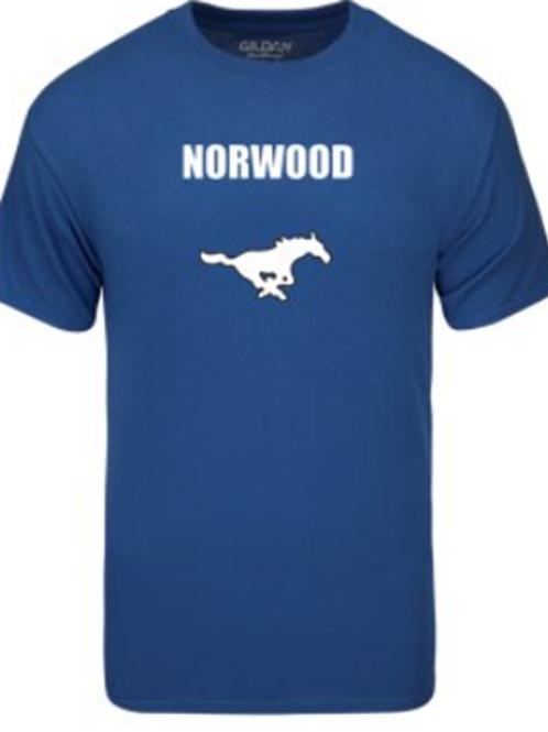 Norwood T - Blue