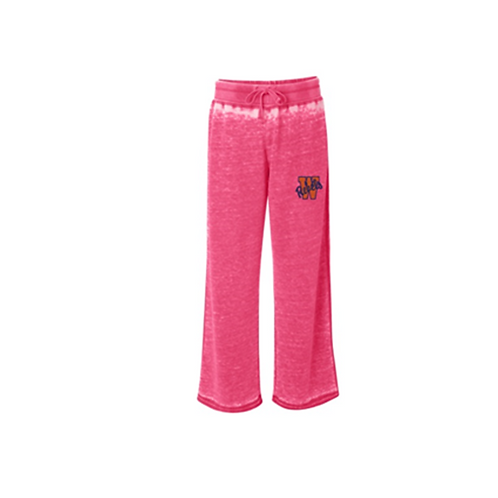 Womens Fleece Sweats - Embroidered