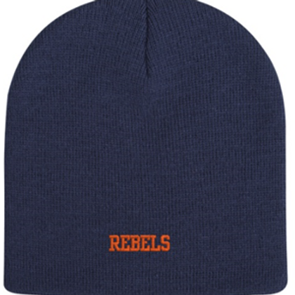 Winter Hat - Rebels Embroidered