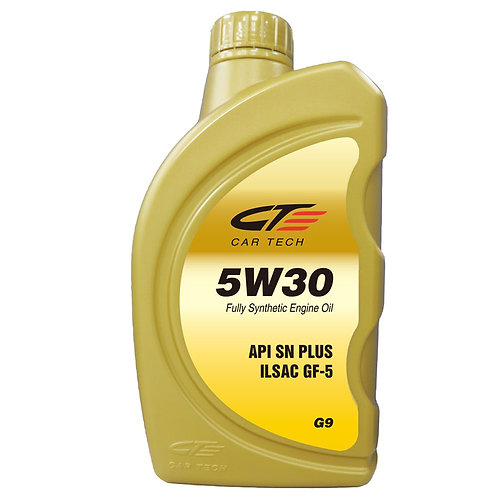 CARTECH G9 5W30