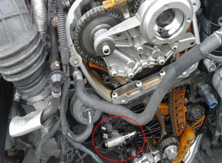 技術通報:AUDI Q5 09-16 2.0L引擎怠速抖動、加速無力,16400故障碼重點處理
