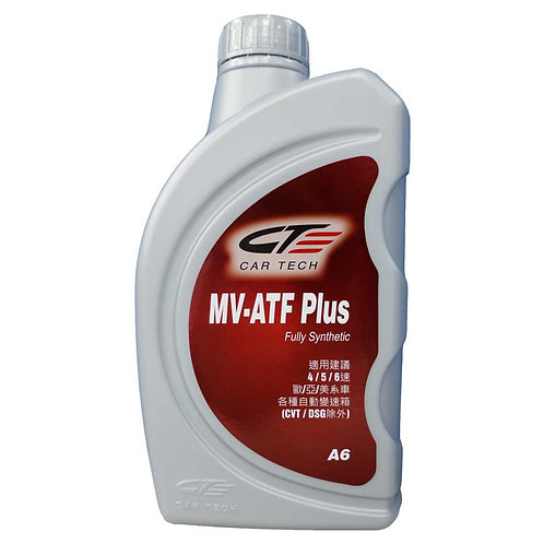 CARTECH A6 MV-ATF Plus