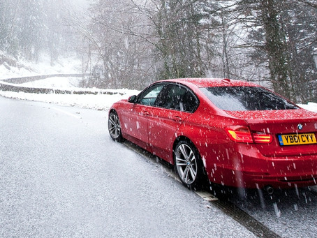 老司機經驗談!「冬季用車」的五大注意事項,你都GET了嗎?