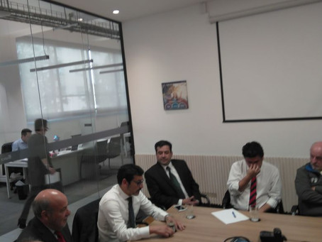 Negociación Colectiva 2018: Sindicatos Chile se reúnen con Gerente de RR HH. Próxima semana se forma
