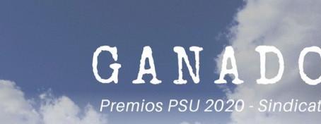 Ganadores Mejores Puntajes Premios PSU 2020 - Sindicato Banco de Chile