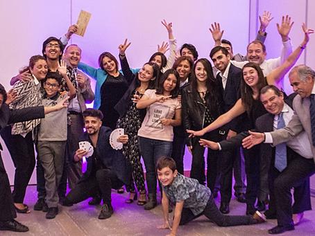 Premiación Mejores Puntajes  PSU 2018 - Sindicato Banco de Chile