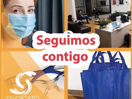 Resumen Trabajo Sindical durante la Emergencia Sanitaria