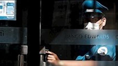 Se inició cuarentena en todo Santiago