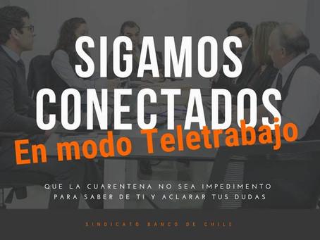 En Cuarentena: ¡Sigamos Unidos y Conectados!