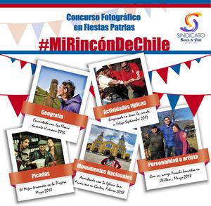 Concurso Mi Rincón de Chile