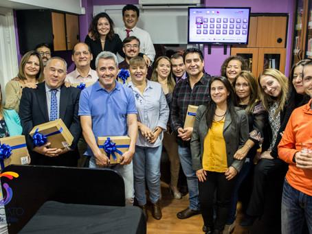 Reconocimiento socios egresados con Cupo Sindical 2017- 2018.-