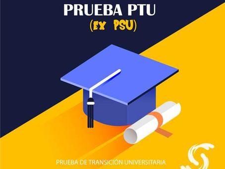 PREMIOS MEJORES PUNTAJES PRUEBA DE TRANSICIÓN UNIVERSITARIA PTU (Ex PSU) 2020 - 2021.