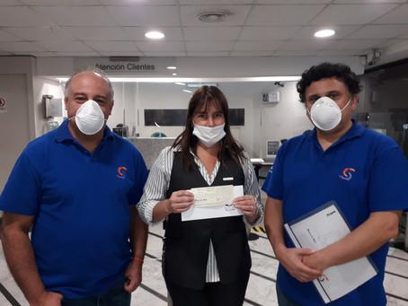 Premiación Mejores Puntajes PSU 2020 -Sindicato Banco de Chile