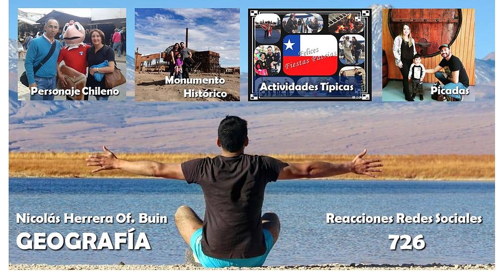 Ganadores Concurso Mi Rincón de Chile