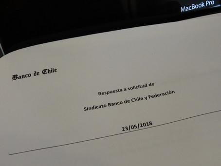 Séptima Mesa de Negociación: Banco se abre a Bono de Invierno pero rechaza de Antigüedad