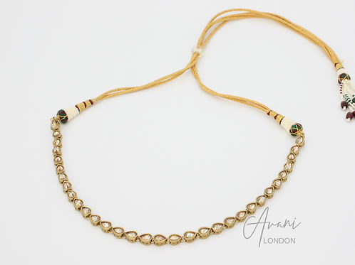 Siyana Single Row Choker