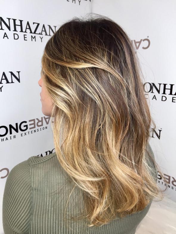 לגוון את השיער לקראת האביב