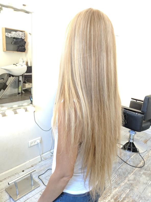 My blond