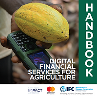 Digital Financial Services For Agriculture