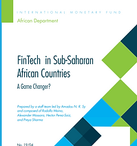 FinTech in Sub-Saharan African Countries : A Game Changer?