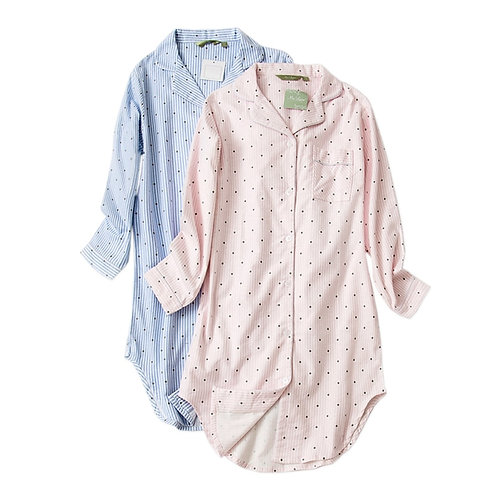 Plus Size Autumn Nightshirts