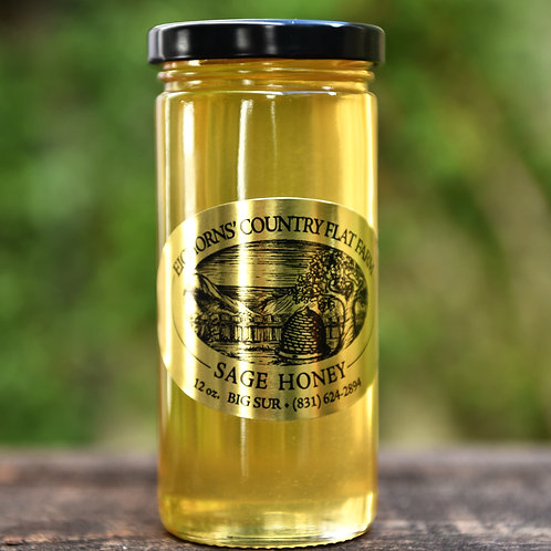 Local Honey (Palo Colorado) 12oz.