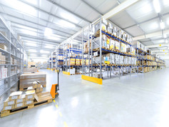 INDUSTRIAL AND WAREHOUSE CLEANING