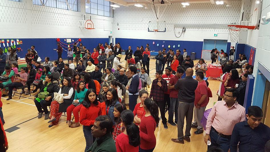Sathya Sai School parents event