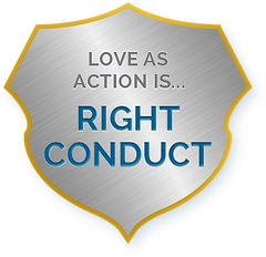 Sathya Sai Values right conduct