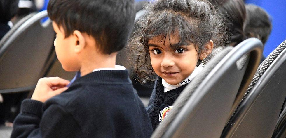 Sathya Sai student
