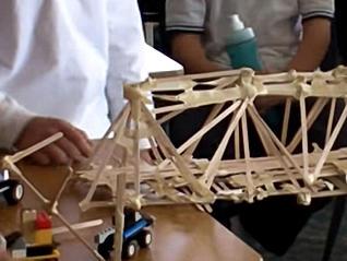 Building Bridges in Grade Five!