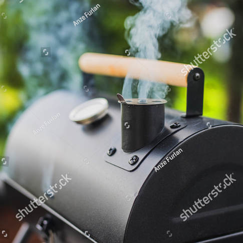 CHARCOAL BARBEQUES AND SMOKERS