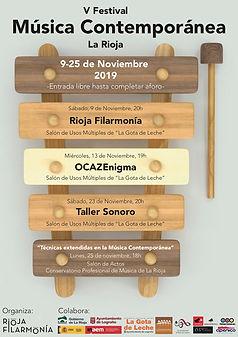 V Festival de Música Contemporánea de La